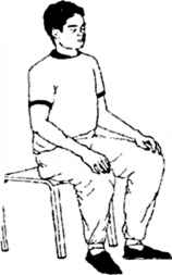 Chikung Meditation Sitting