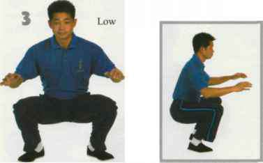 Wuji Posture Straight Back