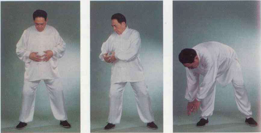 Lower Limbs Qigong