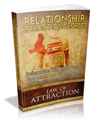 Relationship Attraction Secrets