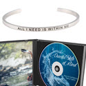 Free Affirmation Cuff (50-75%)! Highest Conv For Women