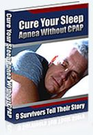 Cure Your Sleep Apnea Without CPAP ebook +6 Interviews +Insomnia ebook