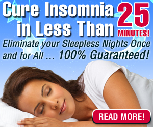 Most Effective Insomnia Home Remedies