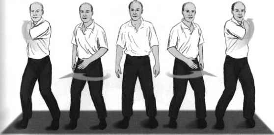 Qigong Swinging The Arms