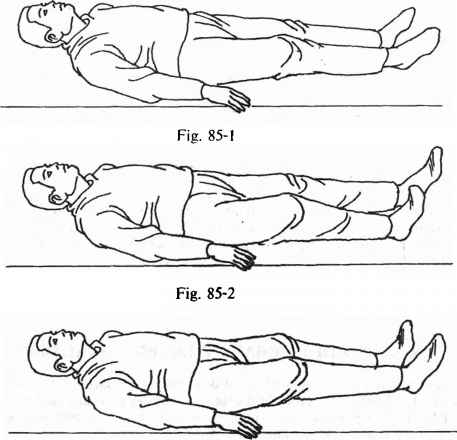 Prolapsus Lumbar Exercise