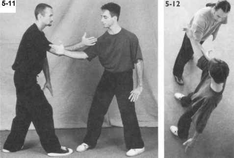 Arm Swing Counter Force