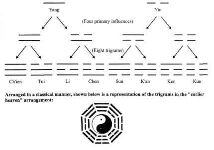 Gua Zhang Movement Diagram